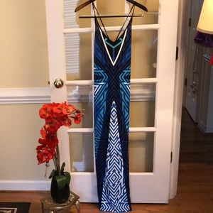 Venus cover up maxi dress